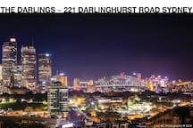Stunning Sydney Harbour at night