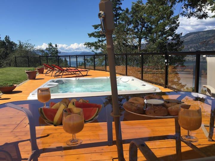 Spectacular Lake View Retreat*30Days*