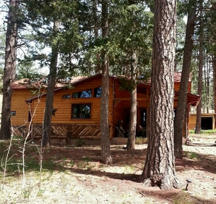 Colorado mountain cabin retreat cabins for rent in for Cabins in denver colorado for vacation