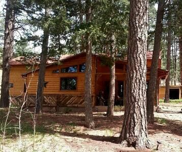 Colorado Mountain Cabin Retreat