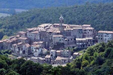Alta maremma  Etrusco - Medioevale - Latera (VT) - อพาร์ทเมนท์
