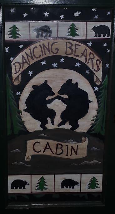 Welcome to Dancing Bears Cabin!