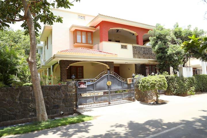 Spice Homestay Villa