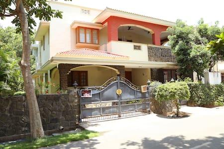 Spice Homestay Villa - Coimbatore
