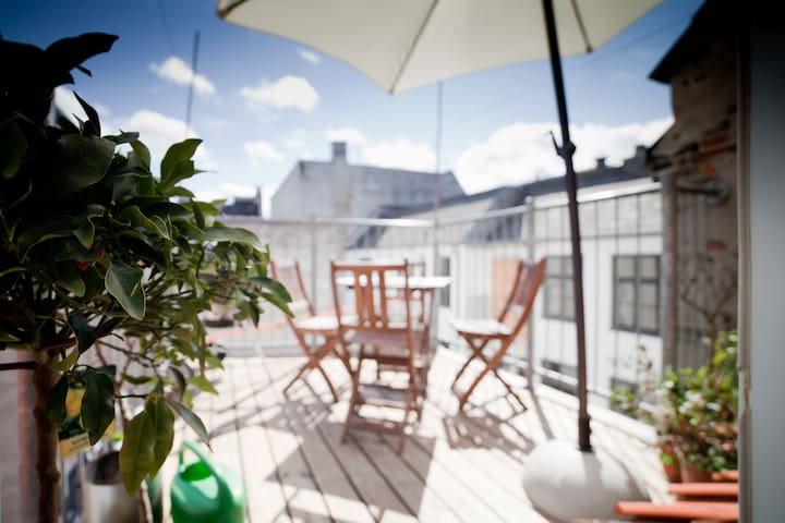 CPH3: Location, location, location! - Копенгаген - Квартира