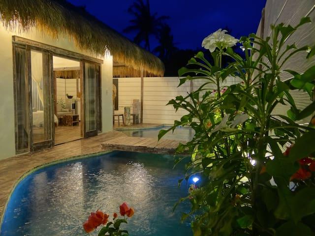 1-bedroom villa with private pool - Gili Air - Villa
