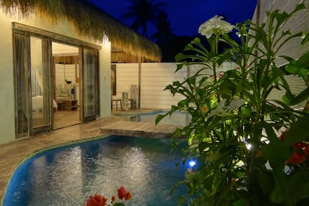 1-bedroom villa with private pool - Gili Air