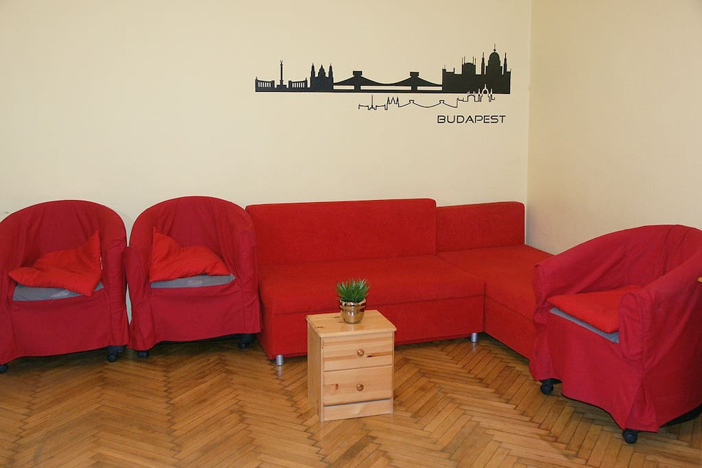 Double room in the Palace District