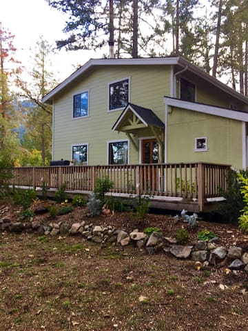 Applegate River Retreat - Jacksonville - Haus