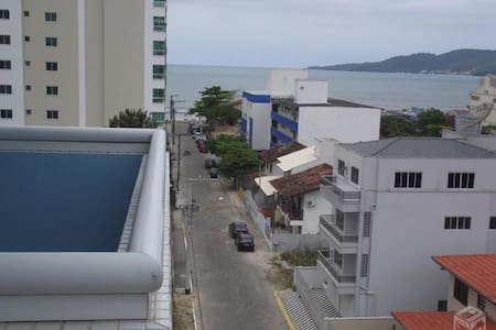 Na quadra do mar. Internet wifi. - Apartment