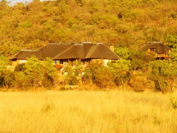Kololo Game Reserve near Welgevonden, Villa Kings