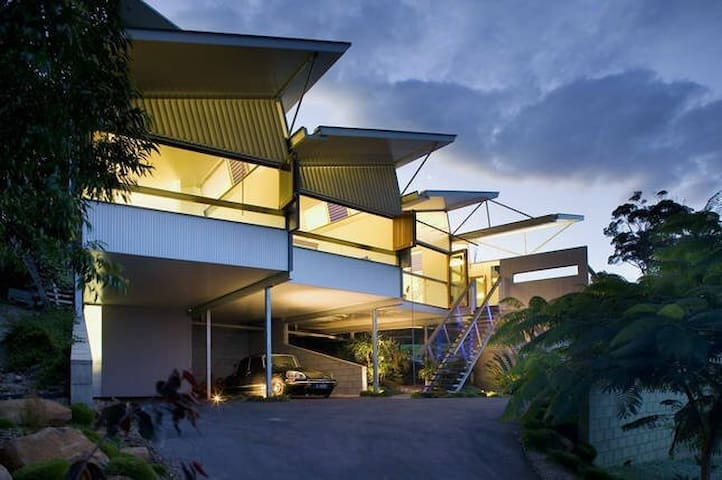 SKY House Tamborine Mountain - Eagle Heights - House