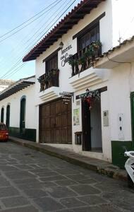 Habitación para 3 a 5 pax. Hotel Casa Suite Curiti - Curiti