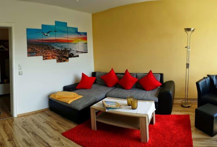 Exklusive Ferienwohnung, WLan, Top - Wangerland - Apartamento