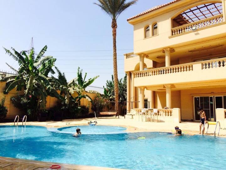 Nature lovers Villa ⭐️ All Inclusive Resort ⭐️