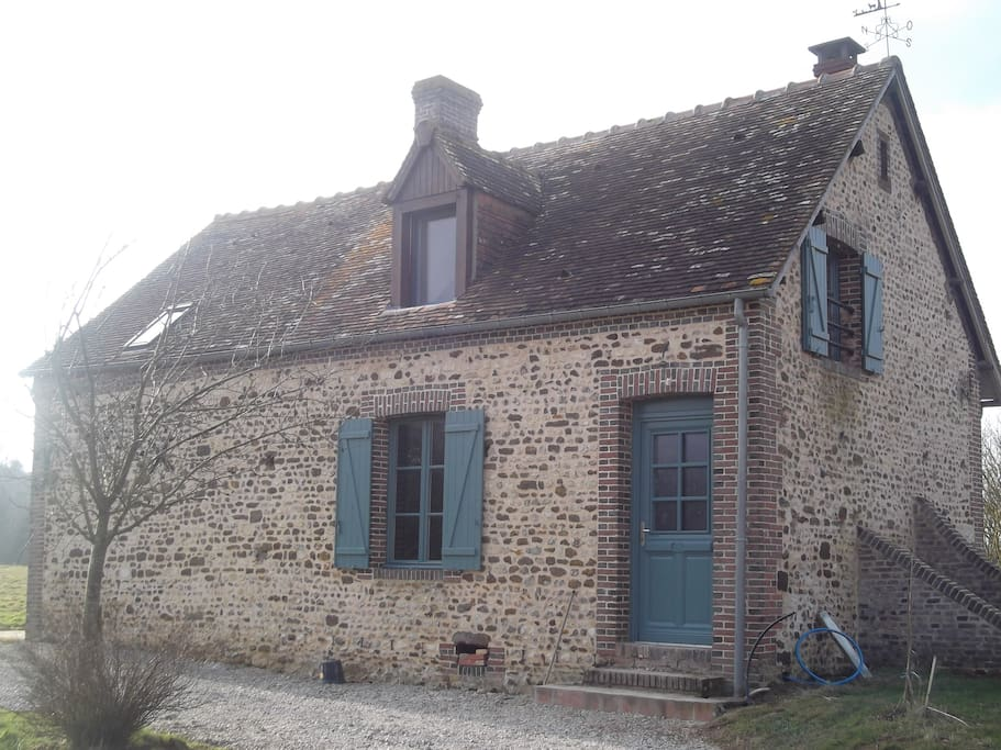 Maison de campagne pr s du perche houses for rent in - Maison de campagne normandie ...