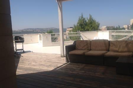 Magnifique maison - 耶路撒冷 - 獨棟