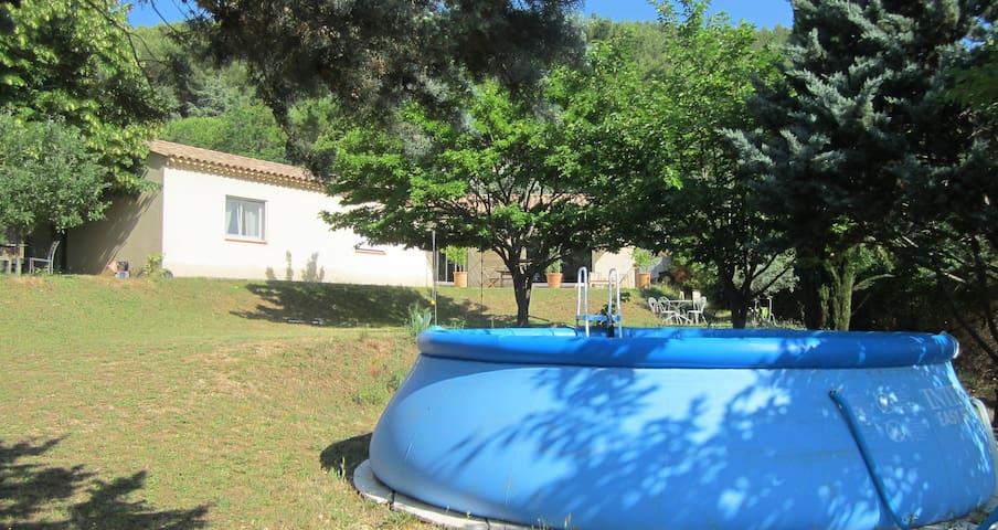Maison en Provence - Cuges-les-Pins - Casa