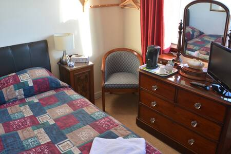 Single room with shared facilities - Aberdeen
