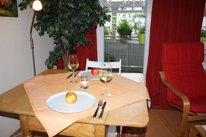 Sehr City-Nahes, tolles Appartement - Bremen - Appartement