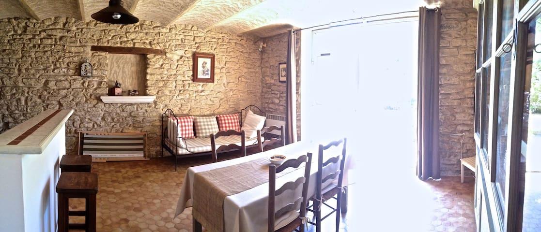 Gîte en Provence - Goult - Daire