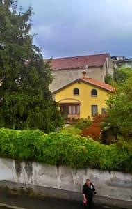 chalet con giardino vicinissimo al fiume - Cassano d'Adda - Rumah