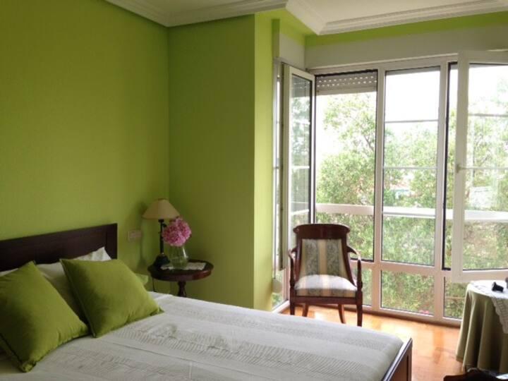 Confortables habitaciones en inmejorable ubicación
