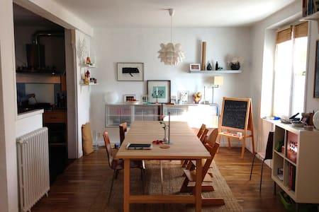 Maison chaleureuse près de Brest - Le Relecq-Kerhuon - บ้าน