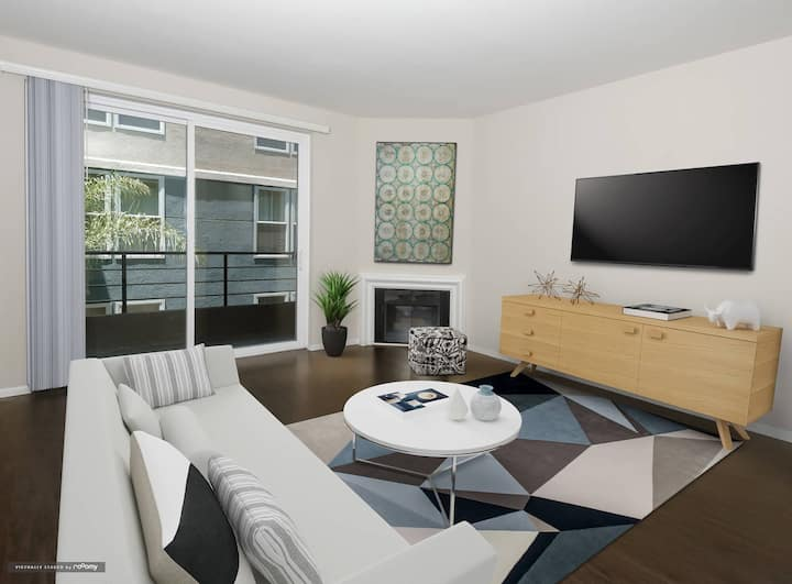 Entire apartment for you | 1BR in Marina del Rey