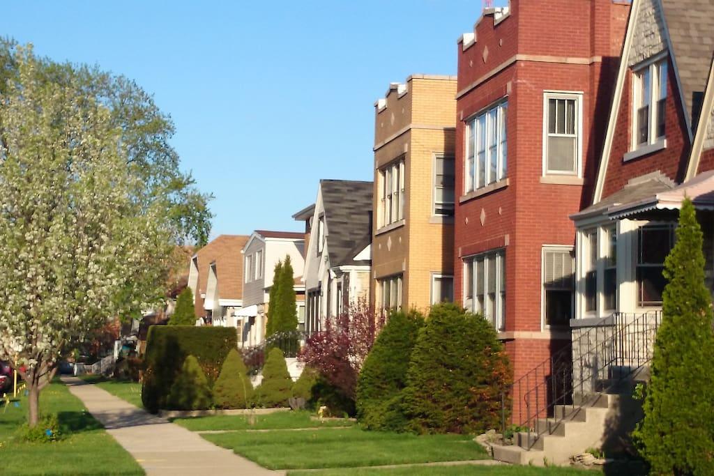 Very nice and safe neighborhood