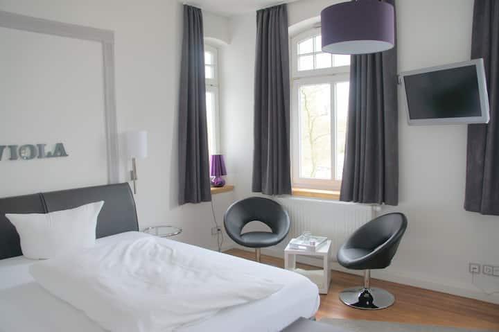 Apartment 1690 - 25 m² zentral, nähe Bahnhof