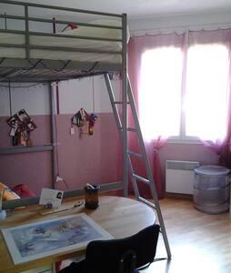 chambre pour 4 personnes