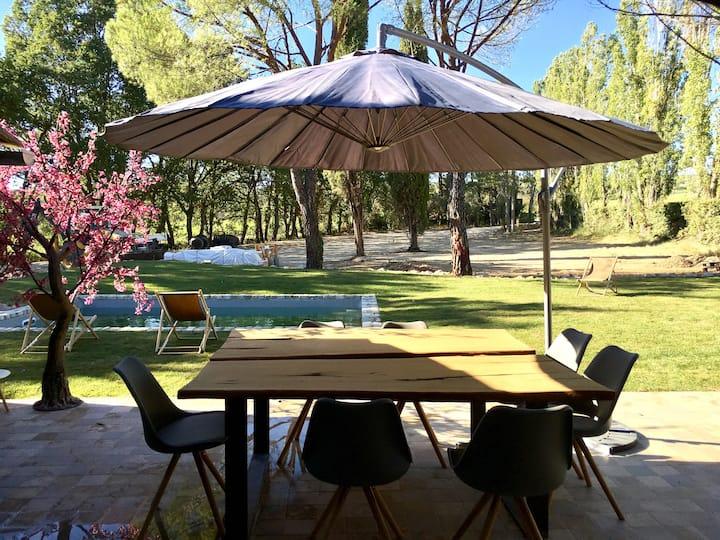 Mas avec piscine Cadre idyllique de la Provence
