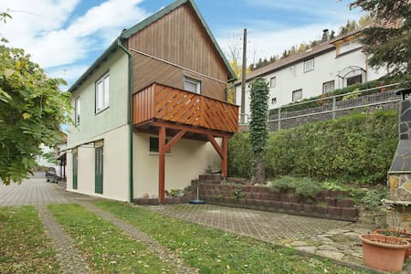Holiday Home in Langenbach with Garden, Balcony & BBQ