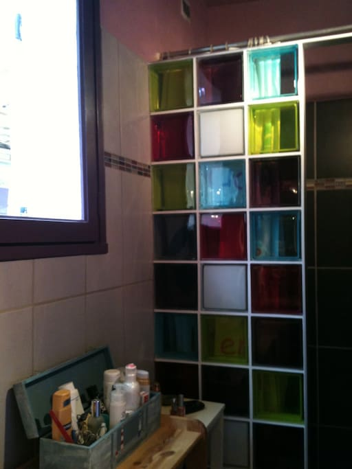 salle de bain refaite à neuf