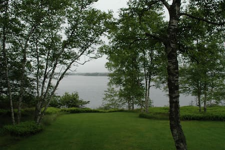 South Point House on 700 Acre Island - Islesboro - Apartment
