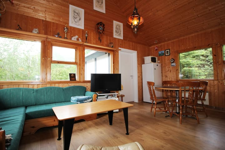 Charming cabin on the Golden Circle