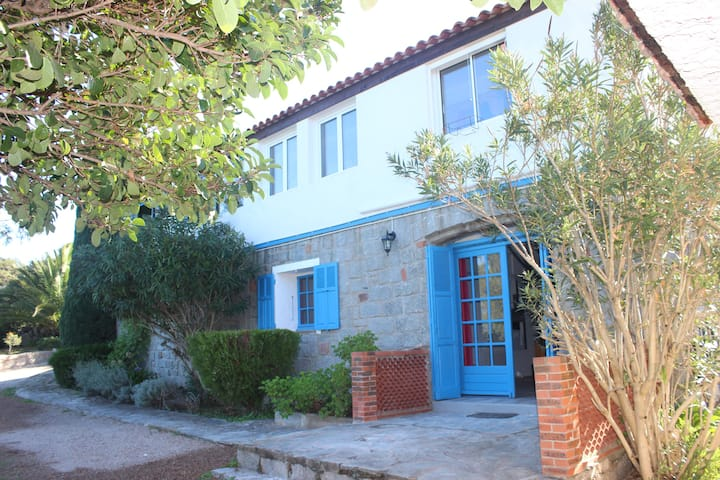 CORSICA SUD Villa Apartment  Private, Pool, Ideal