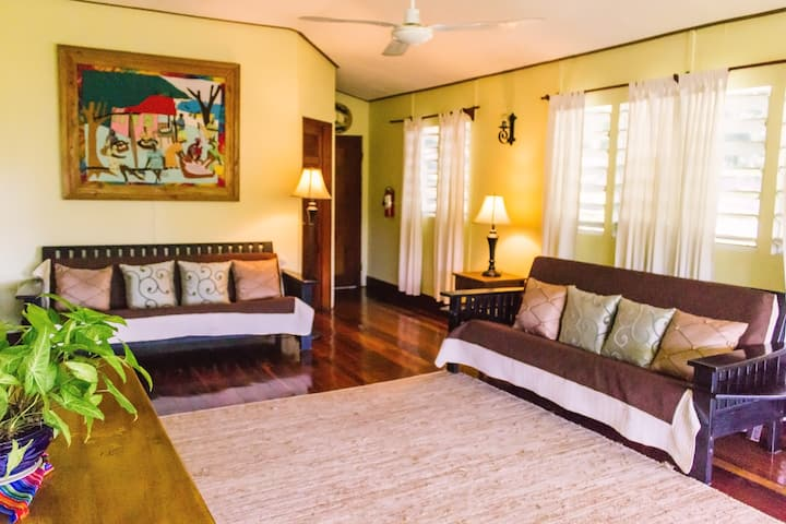Charming Belize Butterfly Cottage