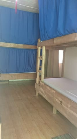 4 Bunkbeds Room (paid per person per night)