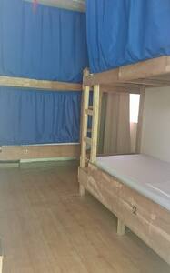 4 Bunkbeds Room (paid per person per night) - Κοιτώνας