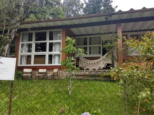 Casa Linda e Aconchegante na Serra de Petrópolis!