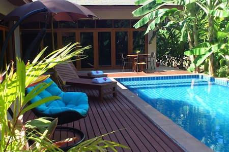 2 Bedroom Holiday Villa Koh Phangan - Villa