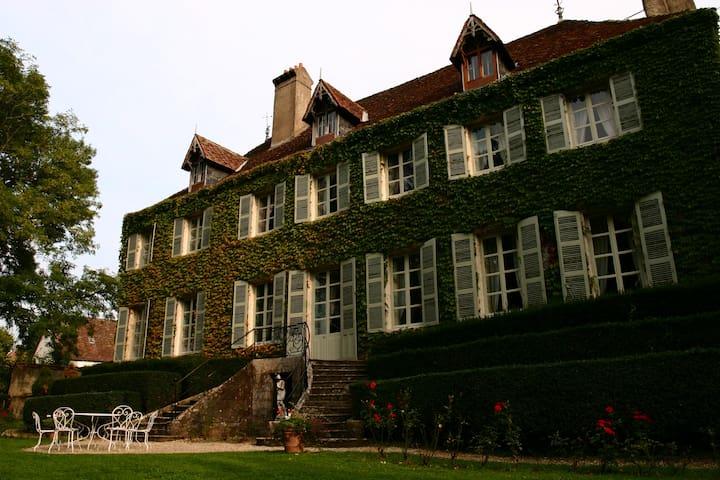 la Messalière  chambres d'hôtes   - Saint-Léger-sur-Dheune