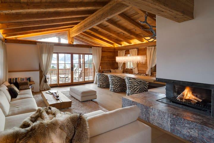 Luxury Alpine Chalet Bockberg (by ONE CHALETS)