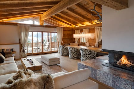 Luxury Alpine Chalet Bockberg (by ONE CHALETS)