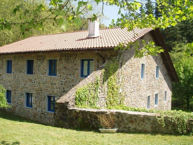 Ferreria de Aspilza - Ondarroa - Dům