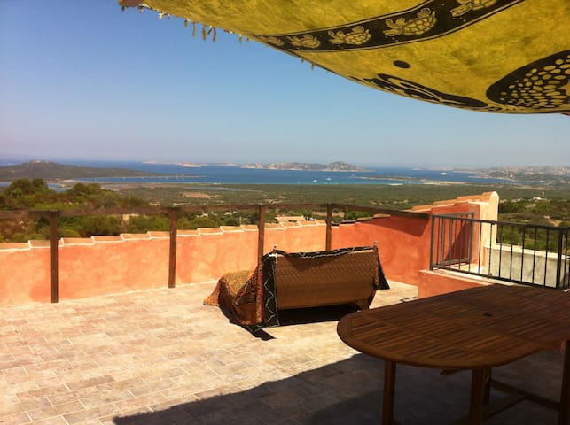Porto Pollo Apt Terrace Great View - Santa Teresa Gallura - Flat