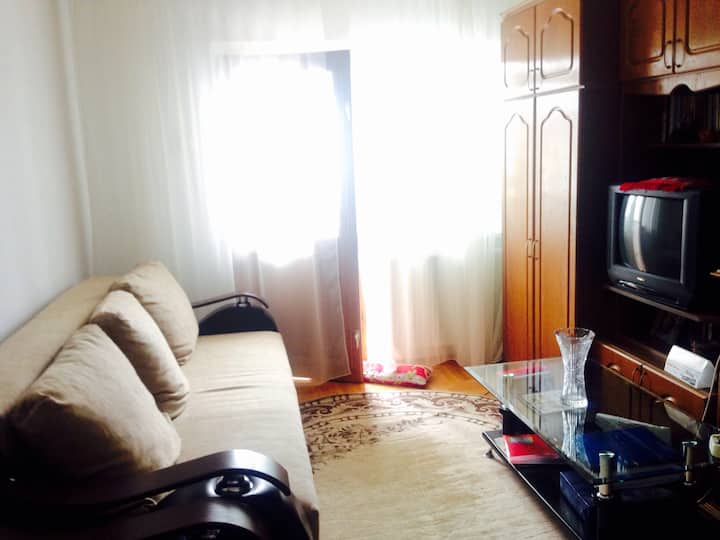 3 bedroom apartament in city center