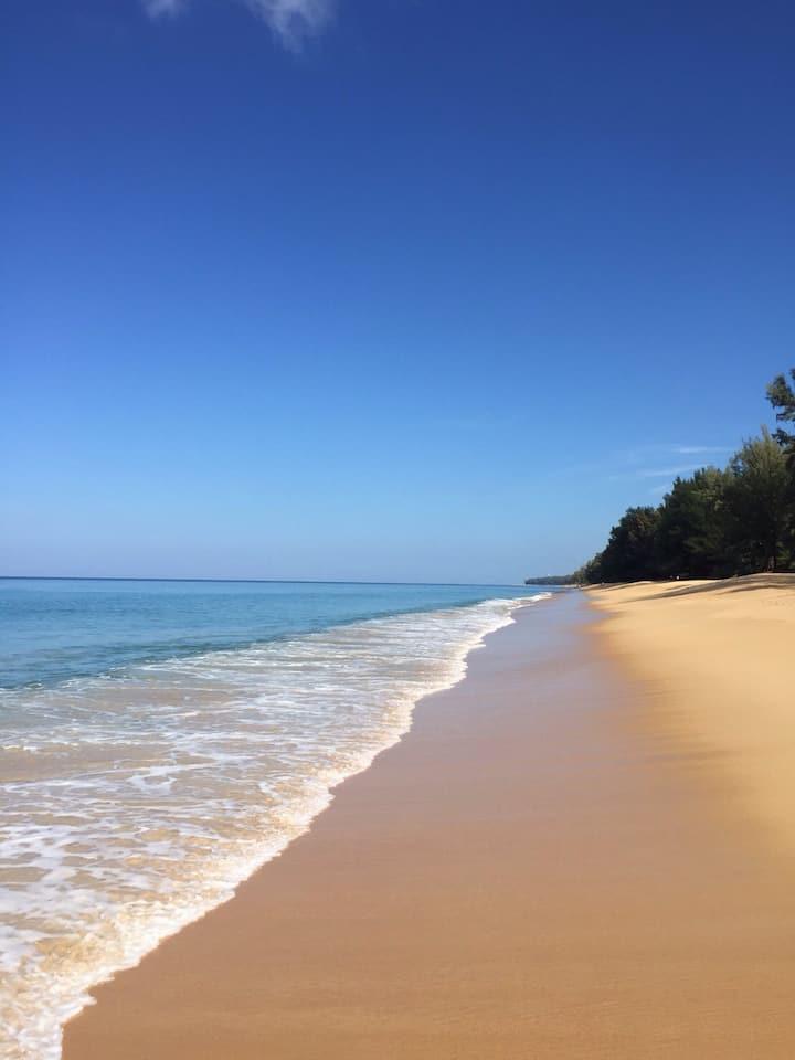 Comfortable & Luxury Beach Getaway- Baan Mai Khao